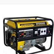 Бензиновый генератор SPG8500E1, 6,6кВт фото