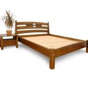 Деревянная кровать Лиза массив ясеня 1800х1900/2000 мм фото