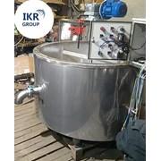 Пастеризатор-сыроварня 700 литров / Варочный котел-сыроварня / пастеризатор з нержавейки фото