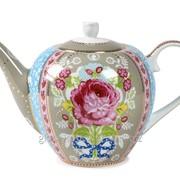 Чайник заварочный PIP Studio Antique Rose Khaki 1.6 л (№ 51005005) фото