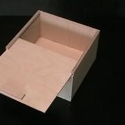 Производство коробок, ящиков, кейсов из фанеры фото