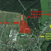 Земельный участок 5 га промышленного назначения в 5 км от Гродно фото