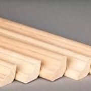 Плинтус потолочный (галтель) сосна, смерека, ольха фото