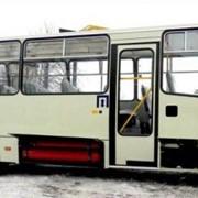 Новые автобусы Isuzu А-092G7 на сжатом газе (МЕТАН). фото
