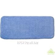 Коврик для ванной комнаты из полипропилена, голубой, 40х60 см фото