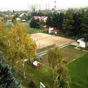 Корт теннисный, Услуги теннисных кортов фото