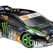 Радиоуправляемая модель спортивного дрифтового автомобиля Ken Block Gymkhana Ford Fiesta фото