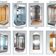 Кабины для лифтов фото