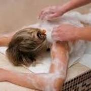 Мыльно-пенный массаж в Костанае фото