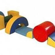 РеаМед Мягкий игровой набор «Полоса препятствий» (15 элементов) арт. RM14034 фото