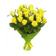 Букет из желтых роз Солнышко фото