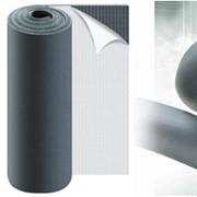 Теплоизоляционные материалы из вспененного каучука фотография