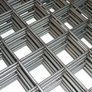Сетка арматурная 500х250 мм толщина арматуры 10 мм фото