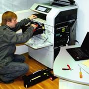 Техническое обслуживание МФУ фото