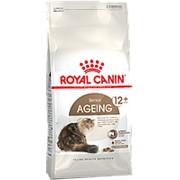 Royal Canin 2кг Ageing 12+ Сухой корм для взрослых кошек старше 12 лет фото