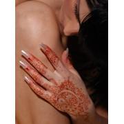 Роспись по телу хной(механди, биотату) фото