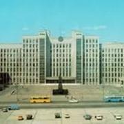 Минск - столица Беларуси фото