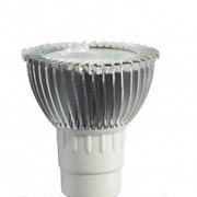 LED-лампа, 3г гарантии, 50000ч, 4W 2700K GU 5,3 GEEN фото