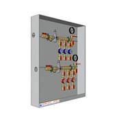 Узел распределительный для учёта расхода воды модульный этажный УУВМ-Э СОТИС-Unit™ фото