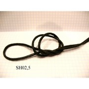 Шнур восченый диаметром 2,5мм 160 м, артикул SH02,5 фото