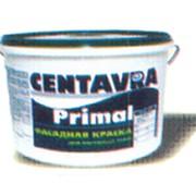 Краска «Центавра-Примал» фасадная на основе акрилового лака («всесезонная») фото