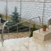 Balustrade pentru scări exterioare фото