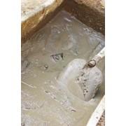 Раствор цементный М - 50 фото