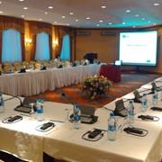 Оборудование для конференций и синхронного перевода фото