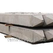 Сваи забивные железобетонные, квадратного сплошного сечения для унифицированных фундаментов ЛЭП напряжением 35-500 кВ марка С 35.10-1 фото