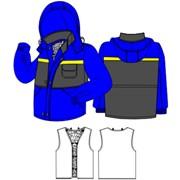 Куртка мужская Тн 4023 СТБ 1387-2003 фото