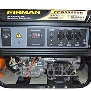 Генератор бензиновый FPG 5900S фото