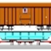Вагонные весы потележечного взвешивания в динамике и статике 100-150 тонные ГПУ 6х1,9 метра универсальные фото