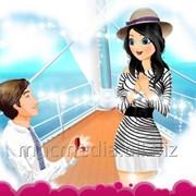 Love story фото