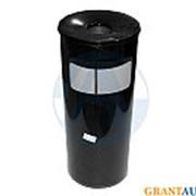Корзина для мусора К-250 черная фото