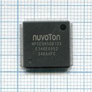 Микросхема Nuvoton NPCE985GB1DX фото