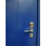 Полимерная порошковая покраска металлических дверей фото