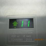 Лифт Отис 1000 кг 1,0 м/с нержавейка фото