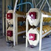 Вибросепараторы центробежные зерновые. PROKOP. Чехия фото