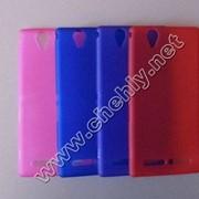 Силиконовый чехол Sony Xperia T2 Ultra D5303/ D5322 фото