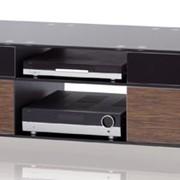 Стойка под TV и Hi-Fi аппаратуру с пассивной стереосистемой CLP1. фото
