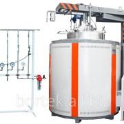Шахтная печь для цементации СШЦМ-6.10/10 фото