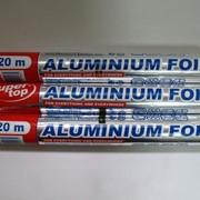 Алюминиевая фольга пищевая фото