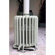 Монтаж систем отопления. Монтаж объектов водо-, газо-, теплообеспечения фото