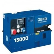 Бензиновый генератор ТИХИЙ GEKO 7411 ED-AA/HEBA-SS фото