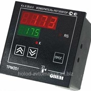 ПИД-регулятор с интерфейсом RS-485 ОВЕН ТРМ210 фото