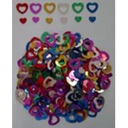 Фольгированные конфетти фото
