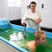 Лечебные ванны хвойные фото