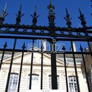Кованые ворота, в Алматы фото