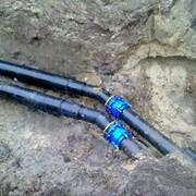 Проектирование и монтаж наружных сетей водопровода фото