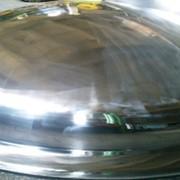 Ротационная вытяжка металла фото